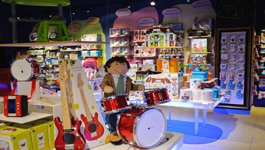 5f8467e1d759 Магазин игрушек Imaginarium в ТЦ «Атриум» Москва, Земляной Вал, 33