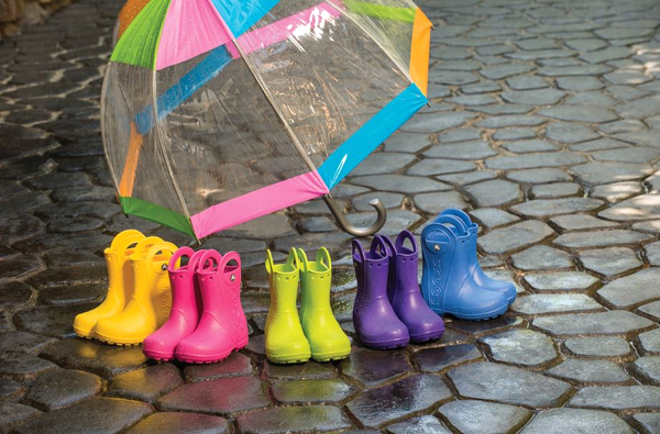 3ea9229e7 Вещь недели: Резиновые сапоги Kids' Handle It Rain Boot Crocs (Крокс ...
