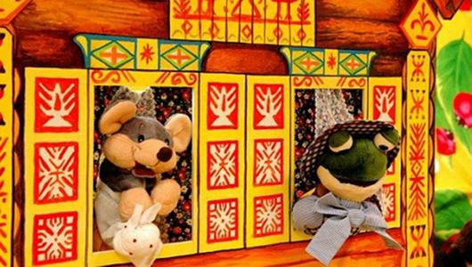 Детские сценарии кукольного театра