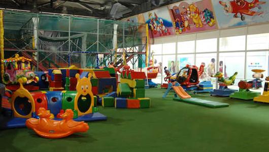 детские клубы центре москвы